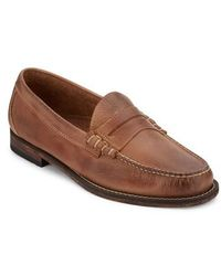 G.H.BASS - Hayden Penny Loafer - Lyst