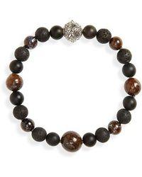 John Hardy - Classic Chain Bead Bracelet - Lyst