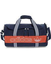 adidas Originals - Spirit Roll Duffle Bag - Lyst