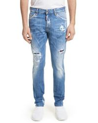 DSquared² | Cool Guy Skinny Fit Jeans | Lyst