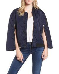 Hudson Jeans - Foxtrot Cape - Lyst