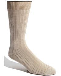 Nordstrom - Cotton Blend Socks - Lyst