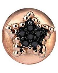 Kismet by Milka | Diamond Star Earring | Lyst