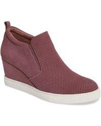Caslon - Caslon Aiden Wedge Sneaker - Lyst