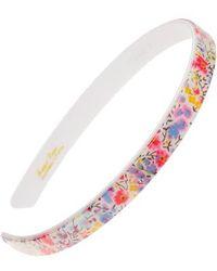 France Luxe - Skinny Headband - Lyst