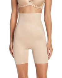 Spanx - Spanx Power Conceal-her High Waist Shaping Shorts - Lyst
