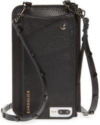 Bandolier - Jane Leather Iphone 7/8 & 7/8 Plus Crossbody Case - Lyst