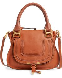 Chloé - Marcie Small Double Carry Bag - Lyst
