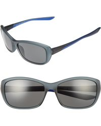 Nike - Flex Finesse 58mm Sunglasses - Lyst