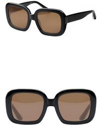 Elizabeth and James - Haley 54mm Square Sunglasses - Lyst