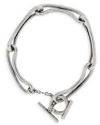 Ferragamo - Gancio Chain Bracelet - Lyst