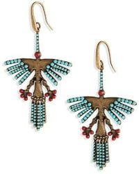 Valentino | Hummingbird Earrings | Lyst