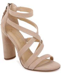 Splendid - Stuart Block Heel Sandal - Lyst