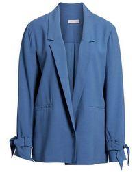 1.STATE - Notch Lapel Soft Jacket - Lyst