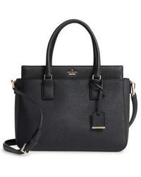 Kate Spade - Cameron Street - Sally Leather Satchel - - Lyst