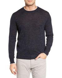 Peter Millar - Summertime Crewneck Cotton & Silk Sweater - Lyst