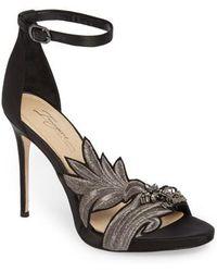 Imagine Vince Camuto - Imagine Vince Camuto Dayanara Embellished Sandal - Lyst