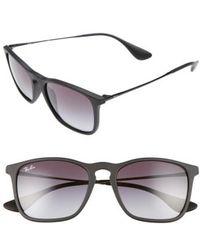 Ray-Ban - Chris 54mm Gradient Lens Sunglasses - - Lyst