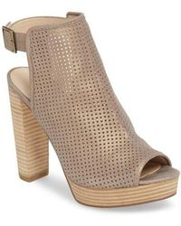 Pelle Moda - Paityn Platform Sandal - Lyst