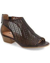 Tamaris - 'nao' Open Toe Sandal - Lyst