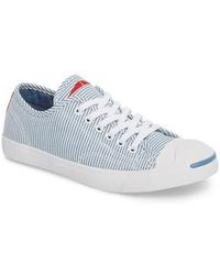 Converse - Jack Purcell Low Top Sneaker - Lyst