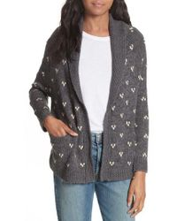 The Great - The Fisherman Cardigan - Lyst