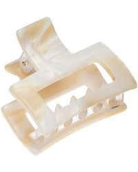 France Luxe | Small Cutout Jaw Clip | Lyst