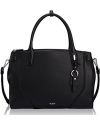 Tumi - Stanton Kiran Leather Laptop Briefcase - - Lyst