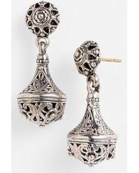 Konstantino - 'classics' Filigree Drop Earrings - Lyst