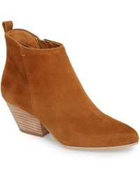 Dolce Vita - Pearse Bootie - Lyst