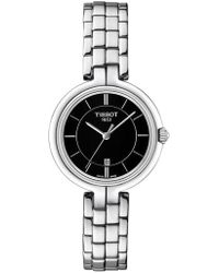 Tissot - Flamingo Bracelet Watch - Lyst