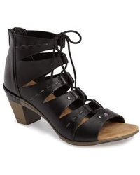 Rieker Antistress | Aileen 99 Ghillie Cage Sandal | Lyst