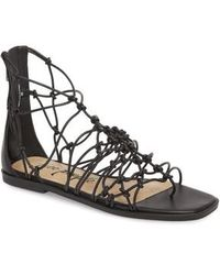 Free People - Forget Me Knot Gladiator Sandal - Lyst