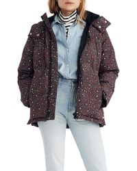 Madewell - Starry Night Quilted Puffer Parka - Lyst