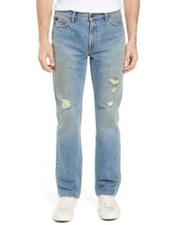 RVCA - Stay Slim Fit Jeans - Lyst