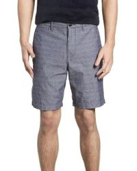 Original Penguin - P55 Dobby Chambray Shorts - Lyst