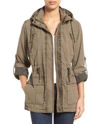 Levi's - Cotton-Twill Utility Jacket - Lyst