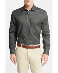 Cutter & Buck - 'epic Easy Care' Classic Fit Wrinkle Free Sport Shirt - Lyst