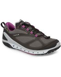 Ecco - Biom Venture Gtx Sneaker - Lyst