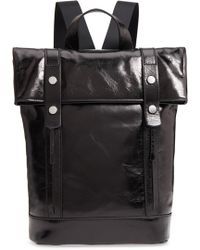 Treasure & Bond - Remy Glazed Leather Backpack - Lyst