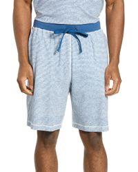 Daniel Buchler - Stretch Cotton & Modal Shorts - Lyst