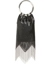 Whiting & Davis - Rio Mesh Bracelet Bag - Lyst
