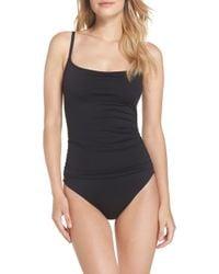 La Blanca - 'island Goddess' One-piece Swimsuit - Lyst