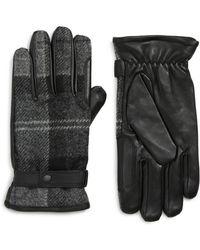 Barbour - Newbrough Gloves - Lyst