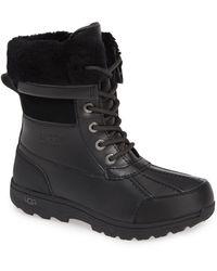 UGG - Ugg Butte Ii Waterproof Winter Boot - Lyst