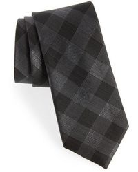 Calibrate - Raymer Check Silk Tie - Lyst