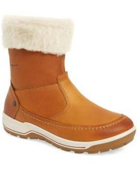 Ecco - Trace Water Resistant Bootie - Lyst