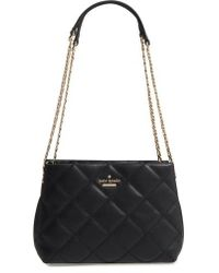Kate Spade | Emerson Place - Jenia Quilted Leather Shoulder Bag | Lyst