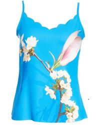 Ted Baker - Harmony Scalloped Camisole - Lyst