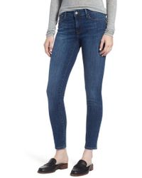 Mavi Jeans - Mavi Adriana Skinny Jeans - Lyst